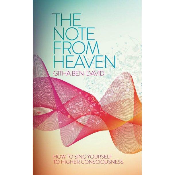 The Note from Heaven (bog på engelsk)