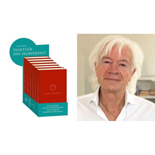 Guds-formlen -Lær at bruge hjertets intelligens - bogreception med Lars Muhl i Aarhus (3/3 2020)