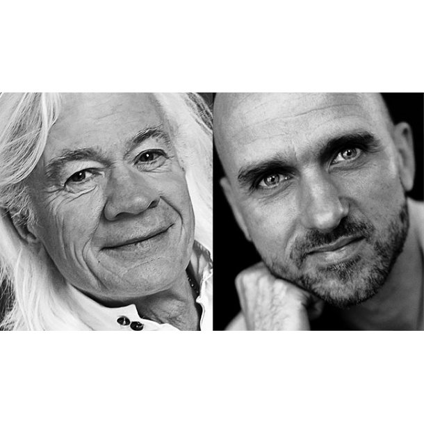 Lad dit hjerte trække vejret - en aften med Lars Muhl og Jakob Lund i Aarhus (20/1 2020)