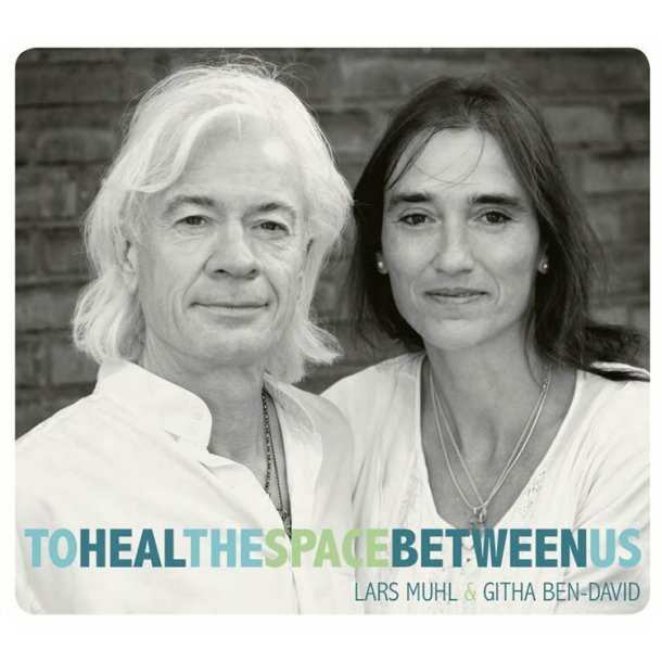 To Heal the Space Between Us (cd)