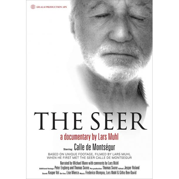 Showing of 'The Seer' - a film by Lars Muhl in Amsterdam, The Netherlands (14/8 2020)